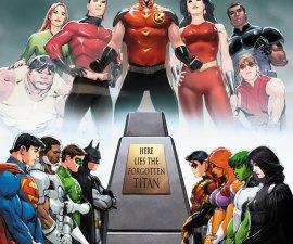 Titans Hunt #1 from DC Comics