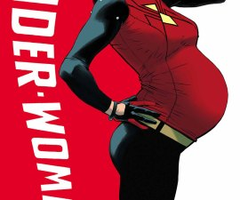 Spider-Woman #1 (2015) from Marvel Comics