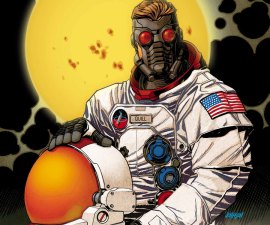 Star-Lord #1 from Marvel Comics