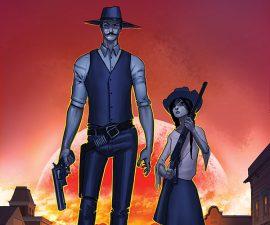 Black Jack Kethcum #1 from Image Comics