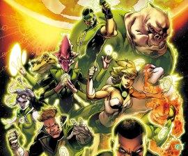 Green Lantern Corps: Edge of Oblivion #1 from DC Comics