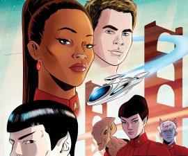 Star Trek: Starfleet Academy #1 from IDW Comics