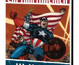 Captain America: White HC from Marvel Comics