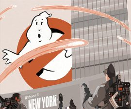 Ghostbusters International #1 from IDW Comics