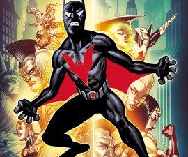 Batman Beyond Vol. 1: Brave New Worlds TP from DC Comics