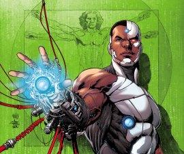 Cyborg Vol. 1: Unplugged TP from DC Comics