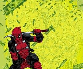 Deadpool & The Mercs for Money #1 from Marvel