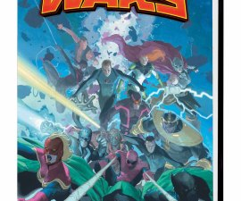 Secret Wars: Last Days of the Marvel Universe HC from Marvel Comics