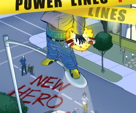 Power Lines #1 from Image Comics