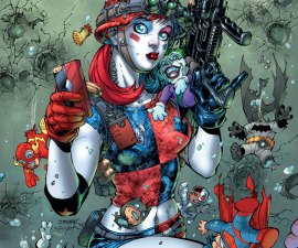 Harley Quinn and The Suicide Squad April Fool's Special #1 from DC Comics
