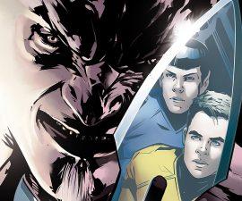 Star Trek: Manifest Destiny #1 from IDW Comics