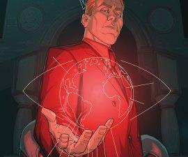 Cryptocracy #1 from Dark Horse Comics