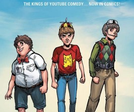 Smosh #1 from Dynamite Comics