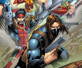 Thunderbolts #1 from Marvel Comics