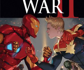 Civil War II #1 from Marvel Comics