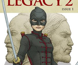 Jupiter's Legacy Vol. 2 # 1 from Image Comics