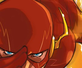 The Flash: Rebirth #1 from DC Comics