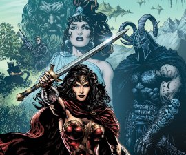 Wonder Woman #1 from DC Comics