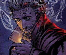 The Hellblazer: Rebirth #1 from DC Comics