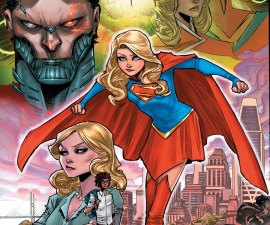 Supergirl #1 from DC Comics