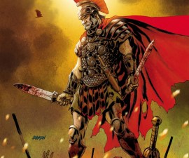 Britannia #1 from Valiant Comics