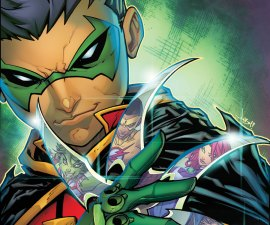 Teen Titans: Rebirth #1 from DC Comics