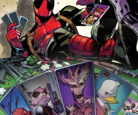 Deadpool: Too Soon? #1 from Marvel Comics