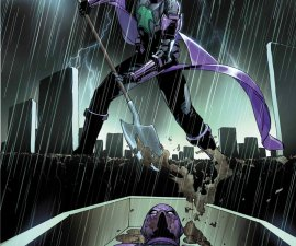 Prowler #1 from Marvel Comics