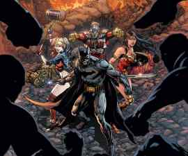Justice League vs. Suicide Squad #1 from DC Comics