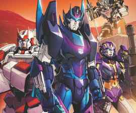 Transformers: Lost Light #1 from IDW Comics