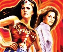Wonder Woman/Bionic Woman '77 #1 from Dynamite Comics