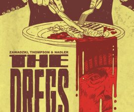 The Dregs #1 from Black Mask Comics