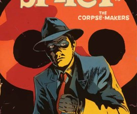 Will Eisner's The Spirit: The Corpse-Makers #1 from Dynamite Entertainment