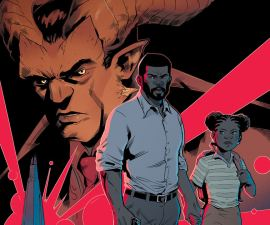 Darkness Visible #1 from IDW Comics