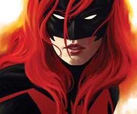 Batwoman Rebirth #1 from DC Comics