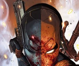 Deathstroke Vol. 1: The Professional TP from DC Comics
