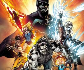 Justice League of America #1 (2017) from DC Comics