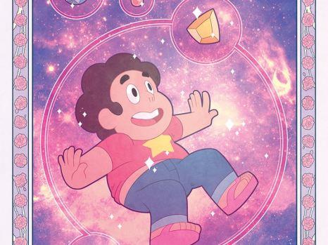 Steven Universe #1 from Boom! Studios