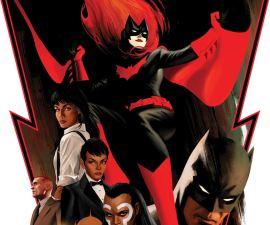 Batwoman #1 (2017) from DC Comics