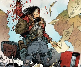 Extremity #1 from Image Comics