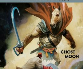 Hellboy and the B.P.R.D.: 1954 - Ghost Moon #1 from Dark Horse Comics