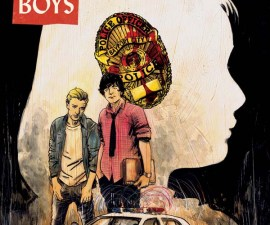 Nancy Drew & The Hardy Boys: The Big Lie #1 from Dynamite Comics