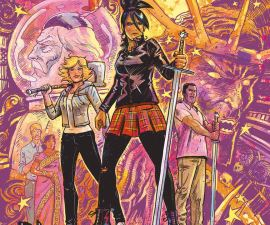 The Once and Future Queen #1 from Dark Horse Comics