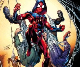 Ben Reilly: The Scarlet Spider #1 from Marvel Comics