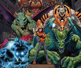 Monsters Unleashed #1 (Ongoing) from Marvel Comics
