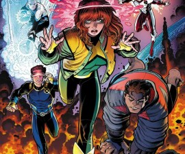 X-Men Blue #1 from Marvel Comics