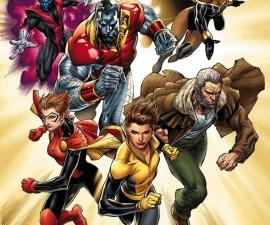 X-Men Gold #1 from Marvel Comics