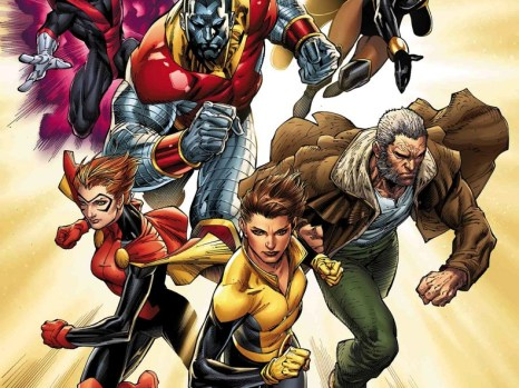 X-Men Gold #1 from Marvel Comics