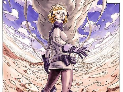 Paklis #1 from Image Comics