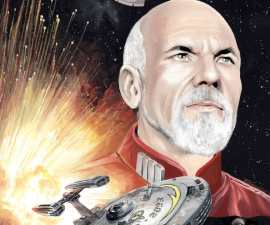Star Trek: TNG: Mirror Broken #1 from IDW Comics